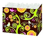 Chocolate Forest Basket Boxes (Small, 7