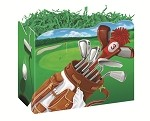 Golf Scene Basket Boxes (Small, 7