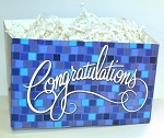 Congratulations Basket Boxes (Small, 7