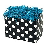Domino Dots Basket Boxes (Small, 6-3/4