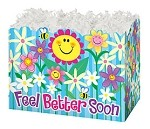 Feel Better Garden Basket Boxes (Small, 7