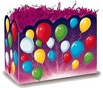 Multi Balloons Basket Boxes (Small, 7