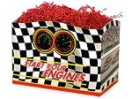 Start Your Engines Basket Boxes (Small, 7