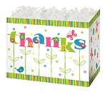 Thanks in Bloom Basket Boxes (Large, 10.25