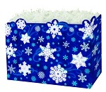 Winter Wonderland Basket Boxes (Large, 10.25