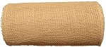 Ivory Burlap Jute Ribbon with a Finished Edge, 9