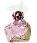 Clear Cellophane Basket (Flat) Bags (18