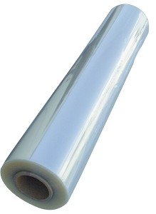 "40"" x 1500' Clear Cellophane Roll"