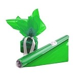 Green Tinted Cellophane Roll, 30