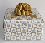 Hearts Galore Gift Wrap