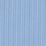 French Blue on Kraft with Shadow Stripe Gift Wrap