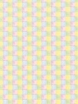 Pastel Checks Gift Wrap, 24