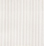 White with Silver Stripes Gift Wrap, 24 inch wide