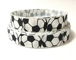 Soccer Grosgrain Ribbon