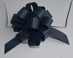 Navy Faux Paper Pull Bows