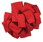Red Wired Anisha Ribbon