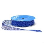 Royal Wired Laced Up Ribbon, 1-1/2