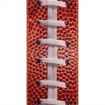 Football Wired Ribbon, 2.5