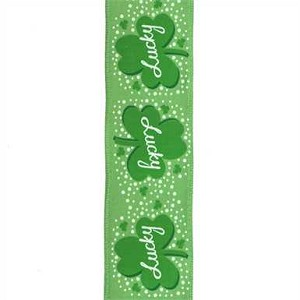 Luckster Wired Ribbon, 1.5 inch x 10 yards