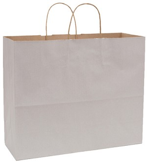 "Picket Fence Tinted Shopper (VOGUE, 16"" x 6"" x 12"")"