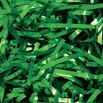 Emerald Shredded Mylar, 1/2 pound bag