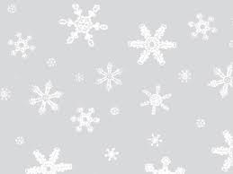 Snowflakes Printed Cellophane Roll, 100' L