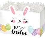 Happy Easter Basket Boxes (Large, 10.25