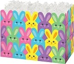 Easter Bunny Basket Boxes (Large, 10.25
