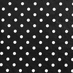 White Dots on Black Tissue Paper (20