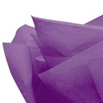Purple Tissue Paper (20