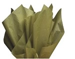 Tapestry Green Tissue Paper (20