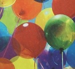Balloon Bouquet Printed Tissue Paper (20