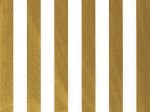 Bold Stripes Gold Printed Tissue Paper (20