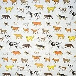 Man's Best Friends Printed Tissue Paper (20